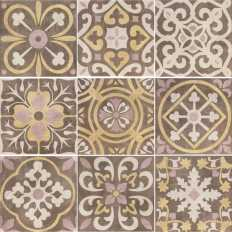 decor bastide choco mix  cementine mainzu