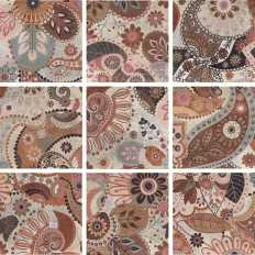 decor print beige mix 9  verona mainzu