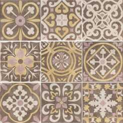 Cementine decor bastide choco mix  Декор
